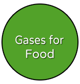Gases for Food
