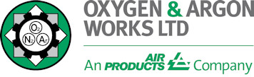 Oxygen & Argon Works English Logo